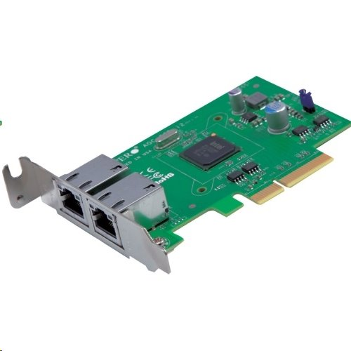 Supermicro AOC-SGP-i2, DualGigabit Ethernet - PCI-Express Intel i350 low profile