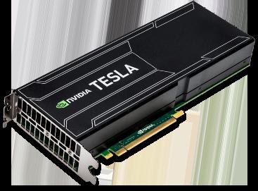 Supermicro NVIDIA Tesla K40M PCI-E board 12GB Passive Cooling