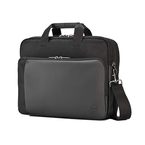 Dell Premier Briefcase (M) - Fits Most Screen Sizes Up to 15.6'