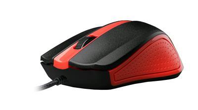 C-Tech myš WM-01 červená USB