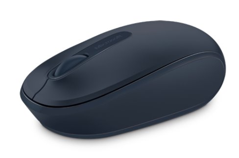 Myš Wireless Mobile Mouse 1850 - Wool Blue modra