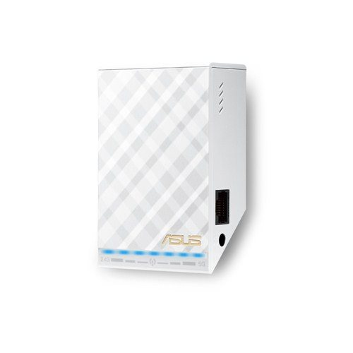 ASUS RP-AC52, Dualband Wireless LAN wall-plug Repeater AC750