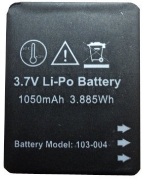 EVOLVEO bateria, pre kameru W7, W8