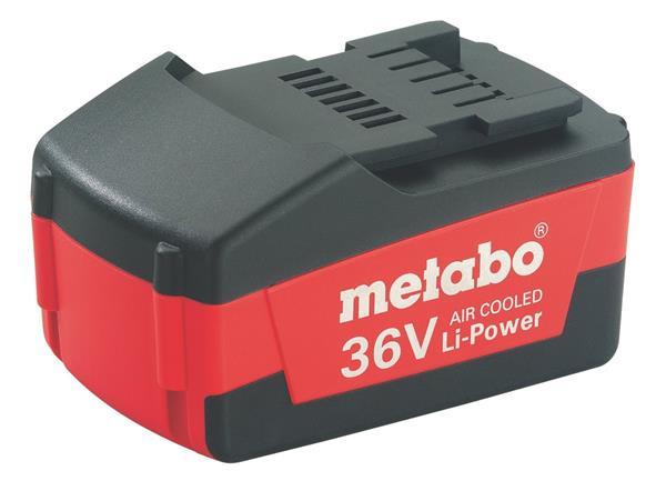 Metabo Akumulátor 36 V,1,5 Ah Li-Power Comp.