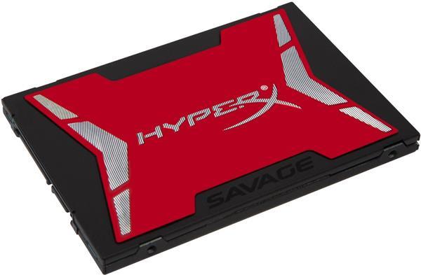 Kingston 480GB HyperX Savage SSD SATA3, 2.5