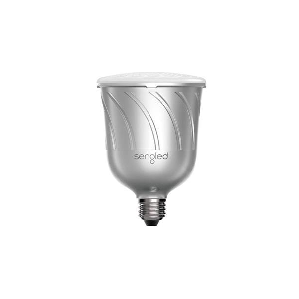 Sengled Pulse - inteligentná LED žiarovka s JBL reproduktorom - strieborná 1ks (rozširujúca)