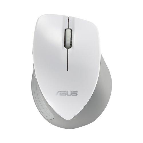 ASUS MOUSE WT465 Wireless white - optická bezdrôtová myš; biela