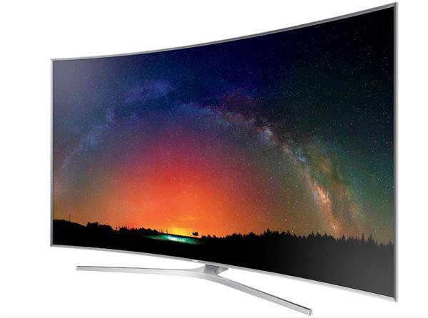 Samsung UE78JS9502 zakrivená SUHD TV 78
