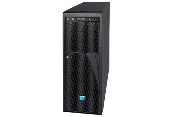 Intel® Server 4U Tower/Rack Chassis 4x 3,5