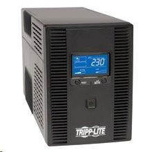 TrippLite SMARTPRO® Series SMX1500LCDT 1.5kVA 900W Line-Interactive UPS, Tower, LCD display, USB, DB9 Serial