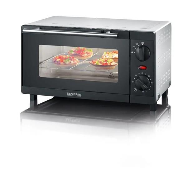 Severin Toast Oven, approx. 800 W, approx. 9 Litre, mikrovlnna rúra