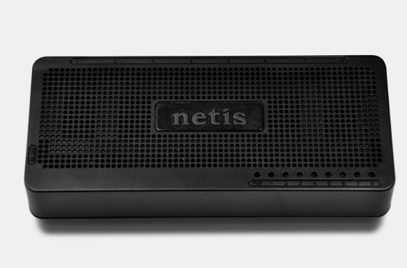 Netis ST-3108S 8 Port Fast Ethernet Switch
