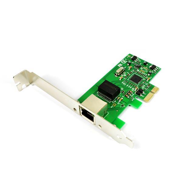 i-tec PCI-e Gigabit Ethernet Card 1000/100/10 + Low Prof