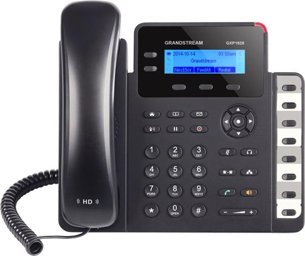 Grandstream VoIP telefon - Small-Medium Business IP Phone GXP-1628