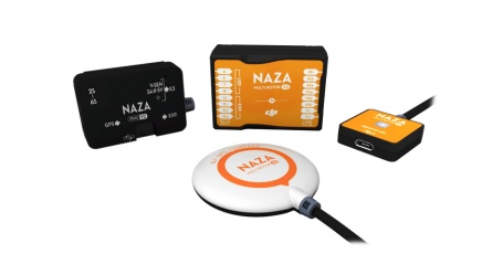 DJI Naza-M V2 & GPS