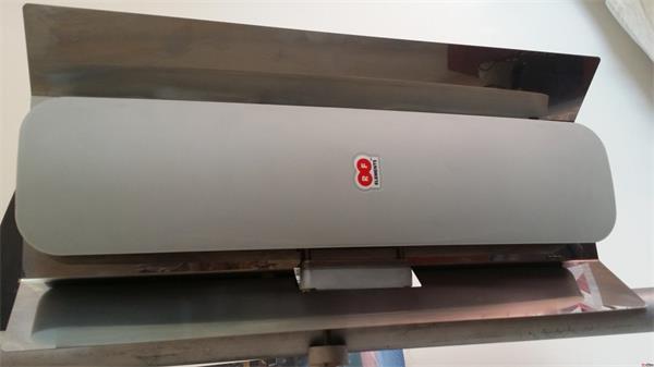 Odrušovač s krytom pre RF elements Sector MiMo 5-90 SECM590