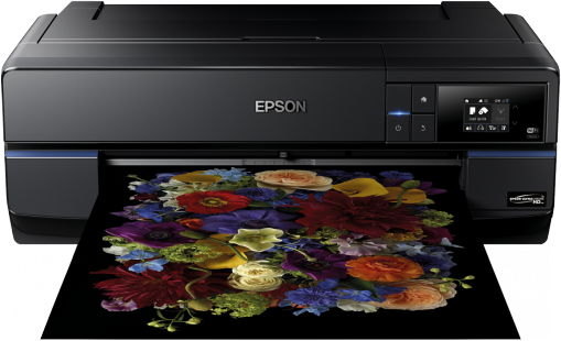 Epson SureColor SC-P800, A2, 9 color, WiFi + roll unit