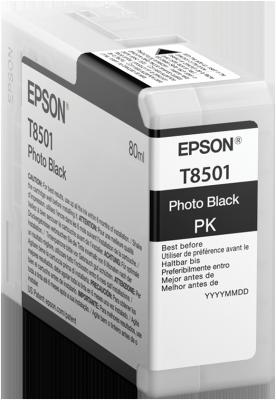 Epson atrament SC-P800 photo black 80ml