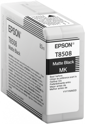 Epson atrament SC-P800 matte black 80ml