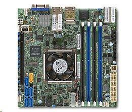 Supermicro X10SDV-TLN4F Intel® Xeon® processor D-1540 2x10GbE ,2xGbExLAN,IPMI