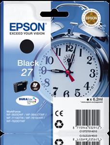 Epson atrament WF-7000 seria/WF-3620 black L - 350str.