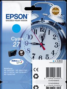 Epson atrament WF-7000 seria/WF-3620 cyan L - 300str.