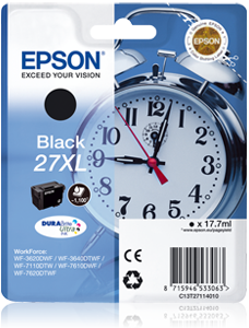 Epson atrament WF-7000 seria/WF-3620 black XL - 1100str.