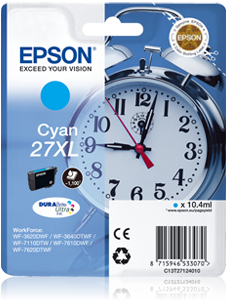 Epson atrament WF-7000 seria/WF-3620 cyan XL - 1100str.