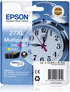 Epson atrament WF-7000 seria/WF-3620 CMY XL