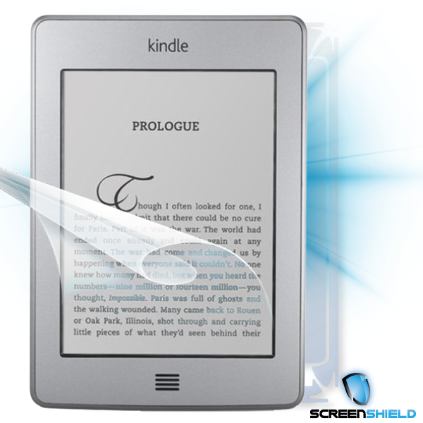 ScreenShield Amazon Kindle Touch - Film for display + body protection