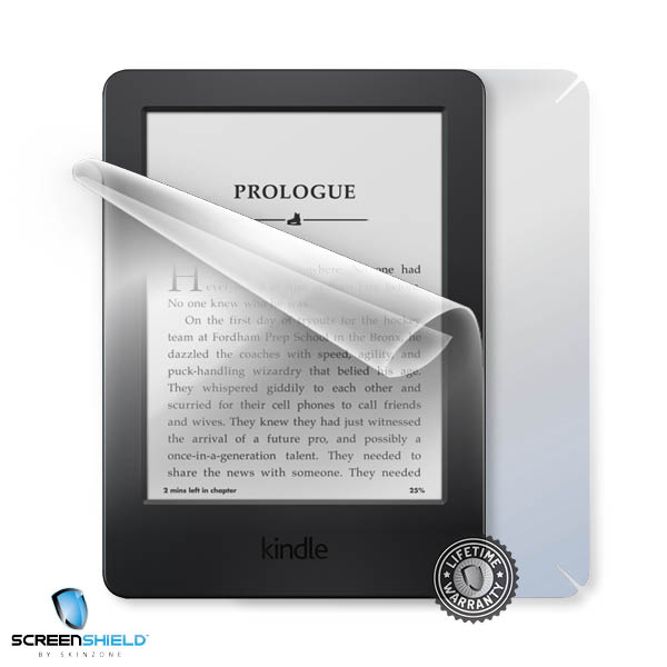 ScreenShield Amazon Kindle 6 Touch - Film for display + body protection