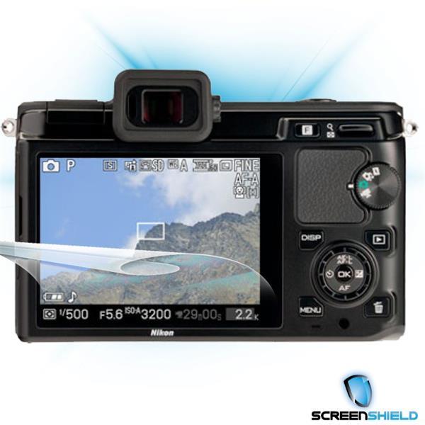 ScreenShield Nikon 1V1 - Film for display protection