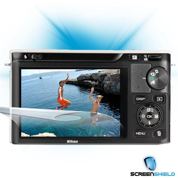 ScreenShield Nikon 1J1 - Film for display protection