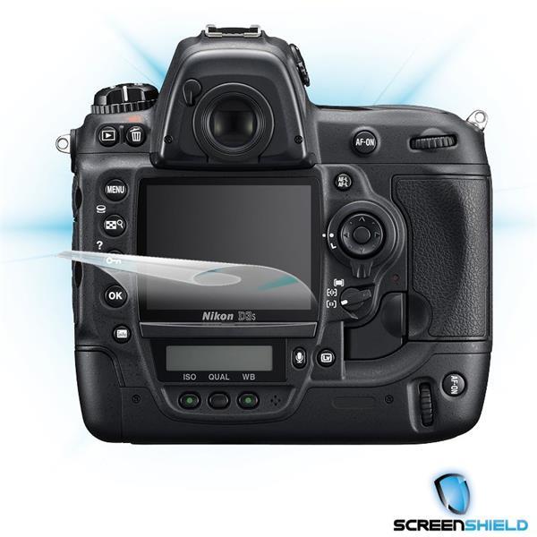 ScreenShield Nikon D3s - Film for display protection