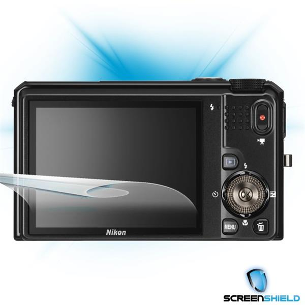 ScreenShield Nikon Coolpix S9100 - Film for display protection