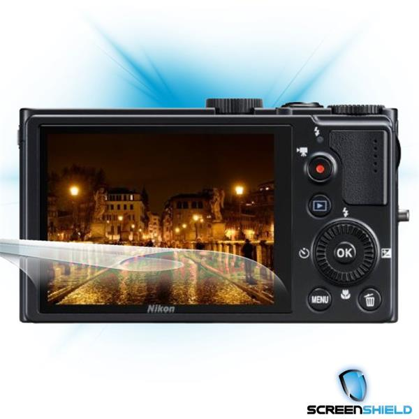 ScreenShield Nikon Coolpix P300 - Film for display protection