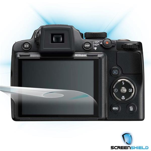 ScreenShield Nikon Coolpix P500 - Film for display protection