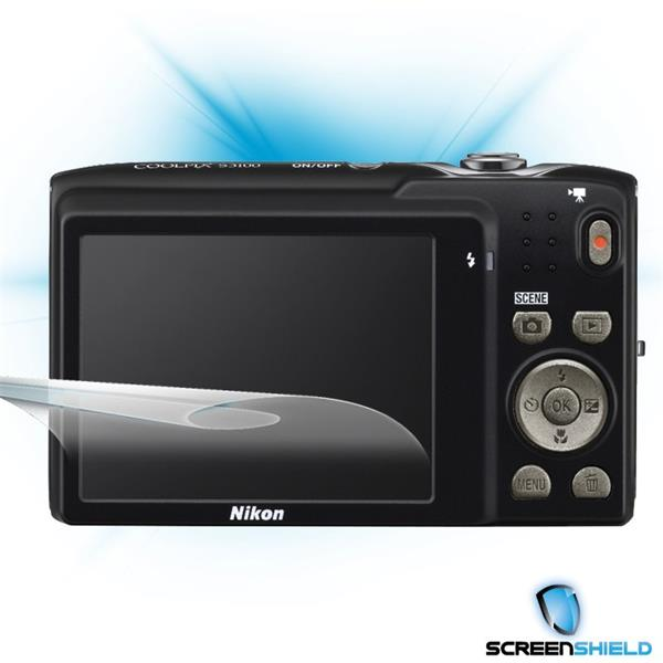 ScreenShield Nikon Coolpix S3100 - Film for display protection