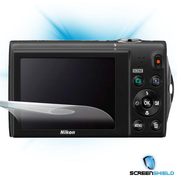 ScreenShield Nikon Coolpix S5100 - Film for display protection