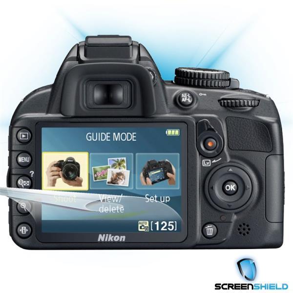 ScreenShield Nikon D3100 - Film for display protection