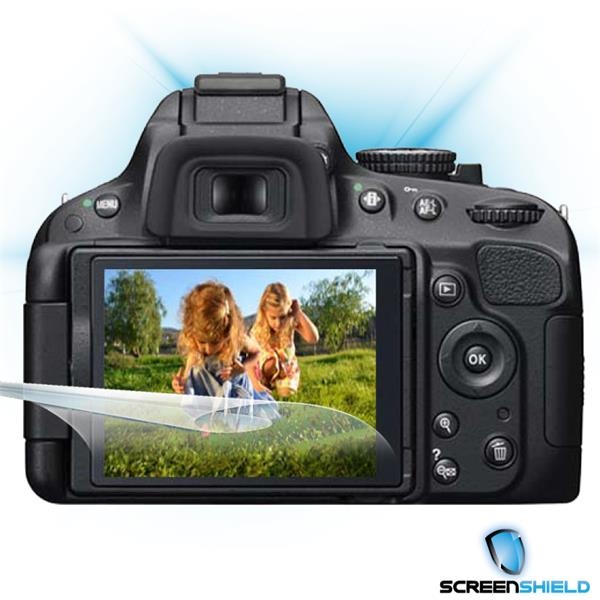 ScreenShield Nikon D5100 - Film for display protection