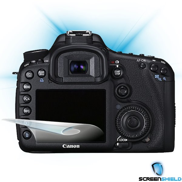 ScreenShield Canon EOS 7D - Film for display protection