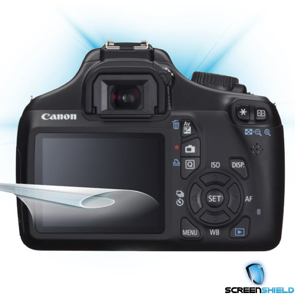 ScreenShield Canon EOS 1100D - Film for display protection