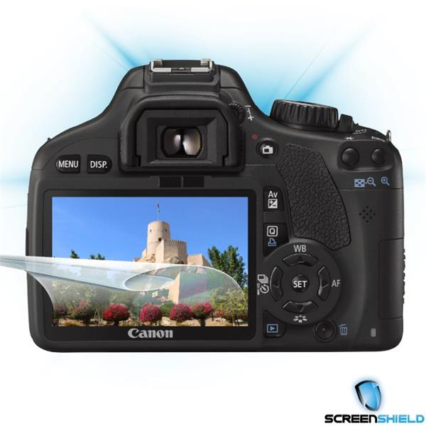 ScreenShield Canon EOS 550D - Film for display protection