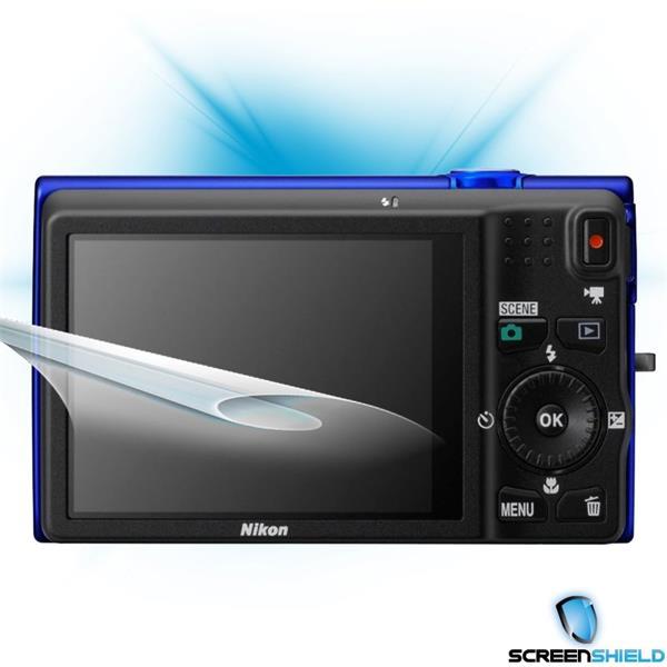 ScreenShield Nikon S6200 - Film for display protection