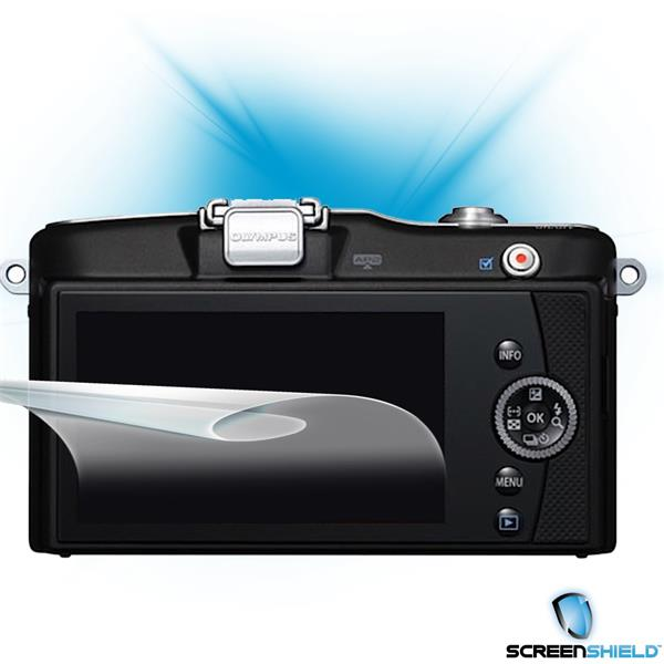 ScreenShield Olympus PEN E-PM1 - Film for display protection