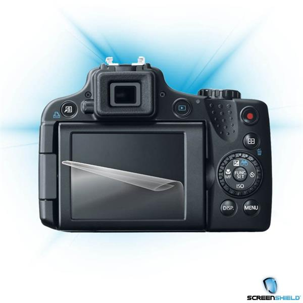 ScreenShield™ Canon PowerShot SX50 HS - Film for display protection