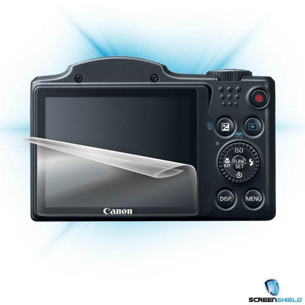 ScreenShield™ Canon PowerShot SX500 IS - Film for display protection