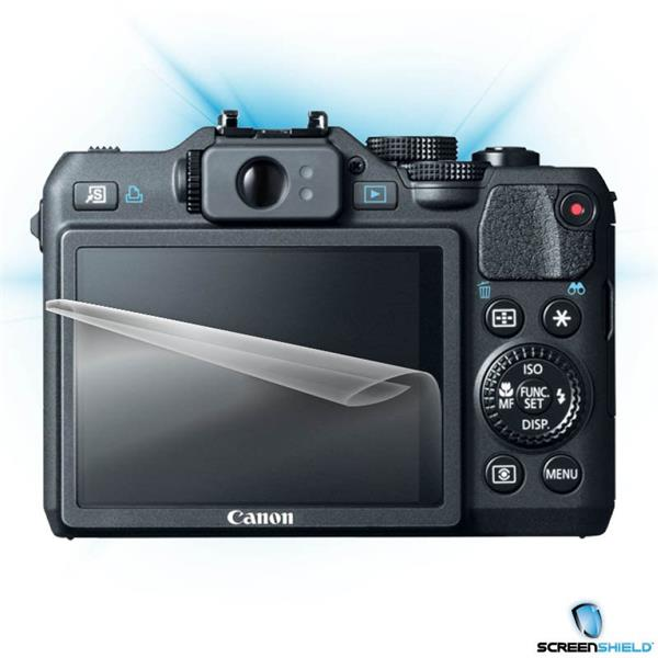 ScreenShield™ Canon PowerShot G15 - Film for display protection