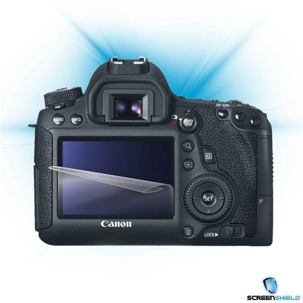 ScreenShield™ Canon EOS 6D - Film for display protection